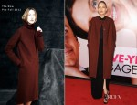 Leelee Sobieski In The Row & Boy. by Band of Outsiders - 'The Five Year Engagement' Tribeca Film Festival Premiere