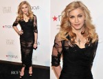 Madonna In Dolce & Gabbana - 'Truth or Dare' by Madonna Fragrance Launch