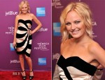 Malin Akerman In Victor Costa - 'The Giant Mechanical Man' Tribeca Film Festival Premiere