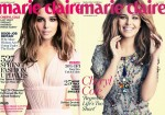 Cheryl Cole For Marie Claire UK May 2012