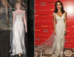 Megalyn Echikunwoke In Claire Pettibone - 'Damsels in Distress' New York Screening