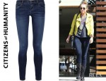 Miley Cyrus' Citizens of Humanity Avedon Skinny Jeans