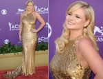 Miranda Lambert In Randi Rahm - 2012 Academy of Country Music Awards