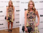 Nicky Hilton In Topshop - 'The Lucky One' New York Screening