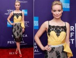 Olivia Wilde In Prada - 'Help Wanted' Tribeca Film Festival Premiere