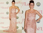 Penelope Cruz In Dolce & Gabbana - 'To Rome With Love' Rome Premiere