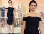 Penelope Cruz In Emilio Pucci - 'To Rome With Love' Rome Photocall