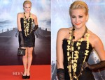Pixie Lott In Dolce & Gabbana - 'Battleship' Japan Premiere