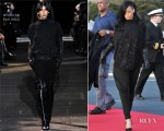 Rihanna In Givenchy - 'Battleship' Japan Photocall