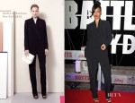 Rihanna In Stella McCartney - 'Battleship' Sydney Premiere