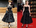 Ruth Wilson In McQ Alexander McQueen - The Olivier Awards 2012