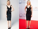 Scarlett Johansson In Nina Ricci - 'The Avengers' Moscow Premiere