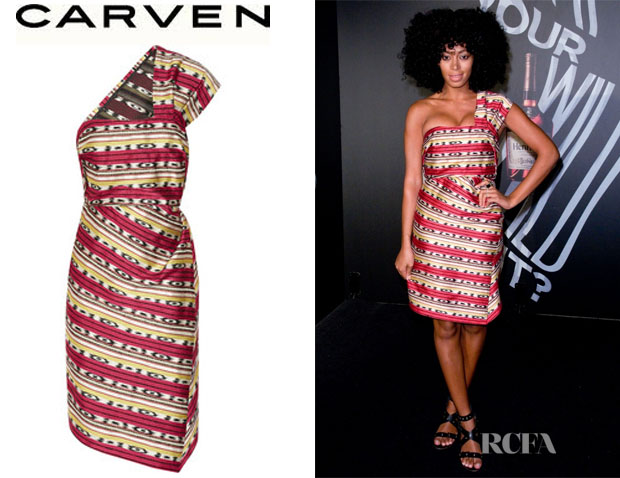 Solange Knowles Carven