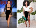 Solange Knowles In Maki Oh - Splendid Soho Store Opening Party