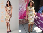 Taraji P. Henson's Black Halo Jacki O Dress
