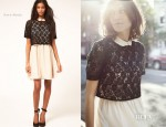 Shop The Shoot - Alexa Chung For Vera Moda Spring 2012