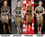Who Wore Gucci Better? Frida Giannini, Evan Rachel Wood, Raquel Sanchez Silva or Boa