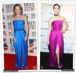 Who Wore YSL Better? Kylie Minogue or Emmy Rossum