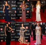 Who Was Your Best Dressed At The 2012 Logie Awards?