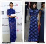 Who Wore Alessandra Rich Better? Li Bingbing or Samantha Cameron