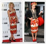 Who Wore Dolce & Gabbana Better? Pixie Geldof or Paloma Faith