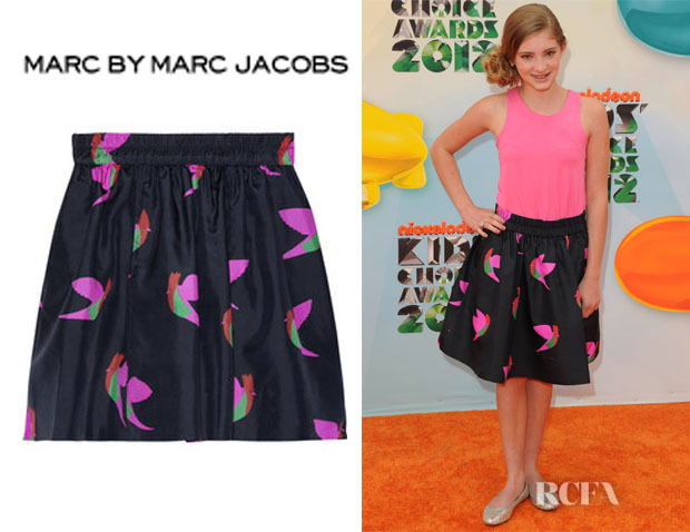 Willow Shields Marc by Marc Jacobs