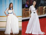 Zhang Ziyi In Alessandra Rich - 2nd Beijing Film Festival Opening Ceremony