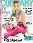 Kate Bosworth For Company UK May 2012