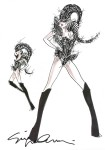 Lady Gaga To Wear Custom Giorgio Armani Looks For Her Born This Way Ball Asian Tour
