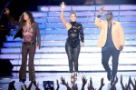 Jennifer Lopez In Zuhair Murad Couture - 'American Idol' Top 2 Live Performance