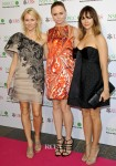 Naomi Watts, Stella McCartney & Rashida Jones In Stella McCartney - The NSPCC Pop Art Ball