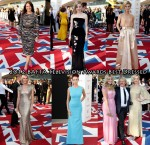 Who Was Your Best Dressed At The 2012 BAFTA Television Awards?