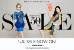 Net-A-Porter US 50% Off Sale Is Now On
