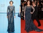 Aishwarya Rai In Elie Saab Couture - 'Cosmopolis' Cannes Film Festival Premiere