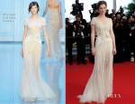Alexandra Maria Lara In Elie Saab Couture - 'On The Road' Cannes Film Festival Premiere