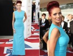 Amy Childs In Victoria Beckham - BAFTA Television Awards 2012