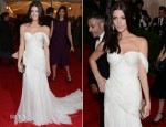 Ashley Greene In Donna Karan Atelier - 2012 Met Gala