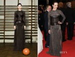 Asia Argento In Givenchy Couture - 'Dario Argento's Dracula 3D' Cannes Film Festival Premiere