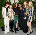 Balmain's Private Dinner Party