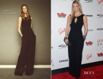 Bar Refaeli In L'Agence - Maxim Hot 100 Party