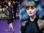 Bella Heathcote In Emilio Pucci - 'Dark Shadows' London Premiere