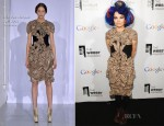 Bjork In Iris Van Herpen Couture - 16th Annual Webby Awards