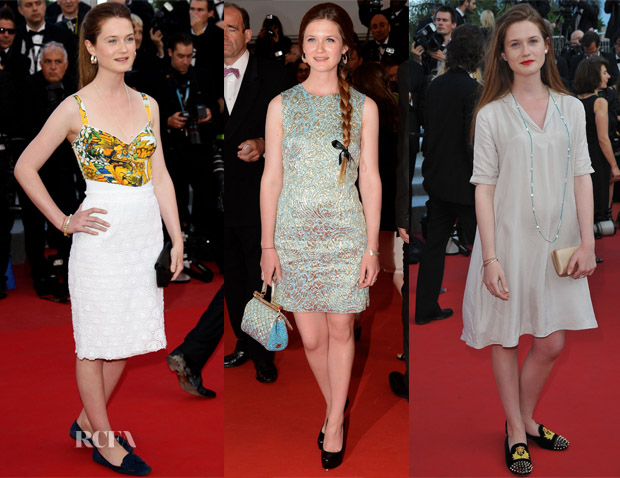 Bonnie Wright @ Cannes