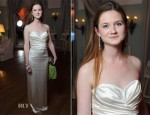 Bonnie Wright In Dolce & Gabbana – IWC Filmmakers Dinner At Eden Roc