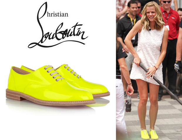 Brooklyn Decker Christian Louboutin