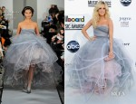 Carrie Underwood In Oscar de la Renta - 2012 Billboard Music Awards
