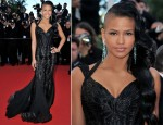 Cassie In Roberto Cavalli - 'Killing Them Softly' Cannes Film Festival Premiere