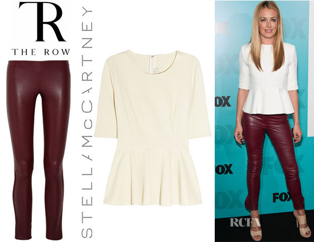 Cat Deeley The Row Stella McCartney