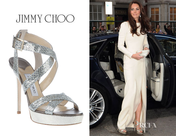 Catherine, Duchess of Cambridge Jimmy Choo