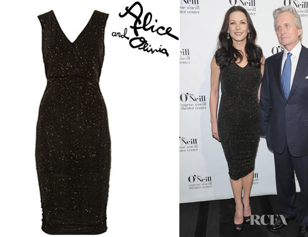 Catherine Zeta Jones Alice + Olivia